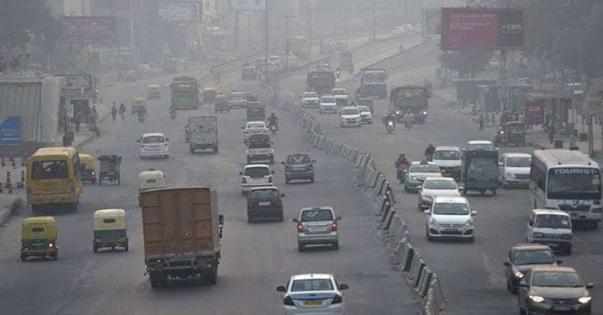 lucknow air quality
