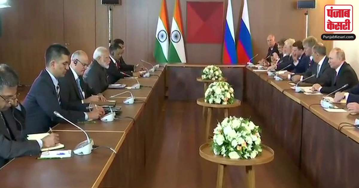 india russia meeting